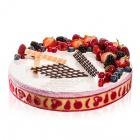 Semifrédové dorty